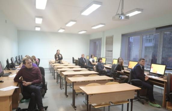 Организация дистанционного взаимодействия в цифровой образовательной среде