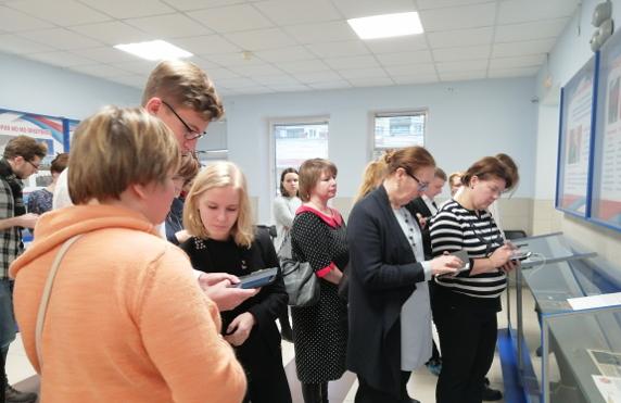 Стажировка представителей административных команд образовательных организаций Санкт-Петербурга